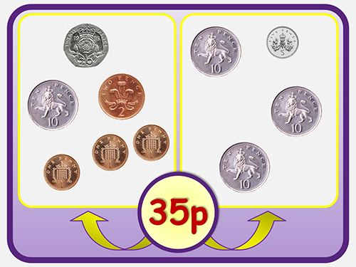 Coin combinations 05 bitcoin to usd you can thank the romans for this contribution to the complexity of englishentify different combinations of coins that have the same value ibookread PDF