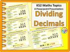 Dividing Decimals for KS2