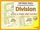 Division by a Single Digit Number for KS2