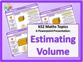 Estimating Volume for KS2