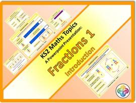 Fractions 1 for KS2