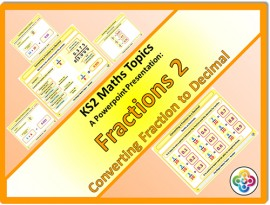 Fractions 2 for KS2