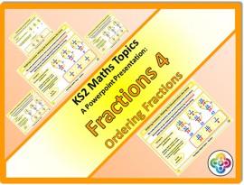 Fractions 4 for KS2
