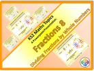 Fractions 8 for KS2