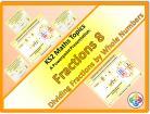 Fractions 8 for KS2