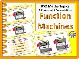Function Machines for KS2