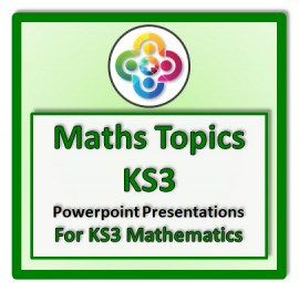 Maths Topics KS3