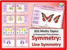 Symmetry:  Line Symmetry for KS2