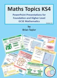 KS4 Maths Topics Pay Online Digital Download