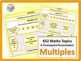 Multiples for KS2