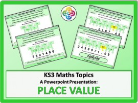 Place Value for KS3