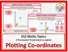 Plotting Co-ordinates for KS2