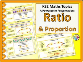 Ratio and Proportion for KS2