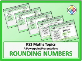 Rounding Numbers for KS3