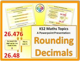 Rounding Decimals for KS2