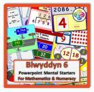 Blwyddyn 6 Powerpoint Mental Starters *WELSH*