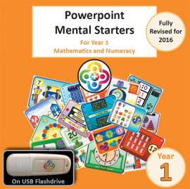 Year 1 Powerpoint Mental Starters Invoice Pay